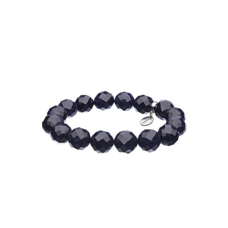 Aventurine imitation bracelet